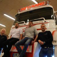 30  nye  Volvoar  til  Bøstrand!