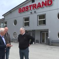 NRK:  Om  næringseigedomar  i  Ørsta